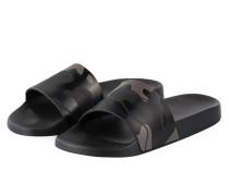 Sandalen CAMOUFLAGE - schwarz