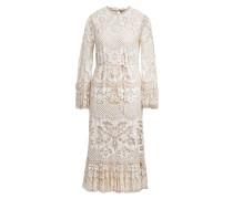 Kleid SNOWDROP mit Paillettenbesatz