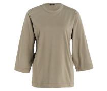 Shirt mit 3/4-Arm - gelb