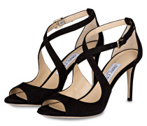 Sandaletten EMILY 85 - schwarz