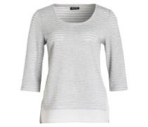 Shirt 3/4-Arm - grau
