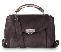 Handtasche SOFIA LARGE - dunkelbraun