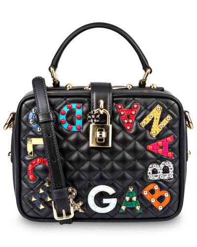 Dolce & Gabbana Damen Schultertasche