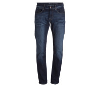 Jeans THE STRAIGHT Regular-Fit - dark blue