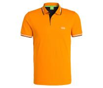 Piqué-Poloshirt PAUL Slim Fit - orange