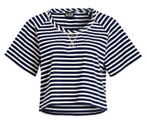 Cropped-Top GOLD STRIPE - gelb