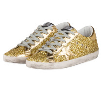 Sneaker SUPERSTAR - GOLD