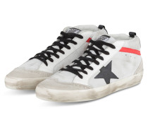 Hightop-Sneaker MID STAR - HELLGRAU