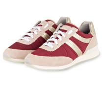 Sneaker ADRENY-S - rot/ beige