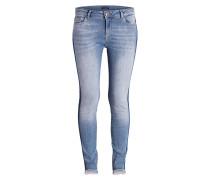Skinny-Jeans - lightblue