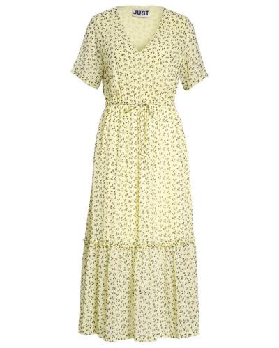 Kleid PERCY mit Rüschenbesatz