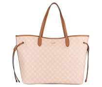 Shopper LARA - rosa/ braun