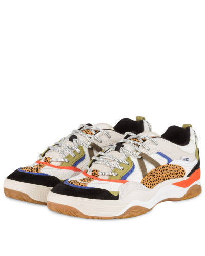 Sneaker VARIX WC - ECRU/ SCHWARZ/ COGNAC