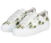 Plateau-Sneaker BIG - weiss