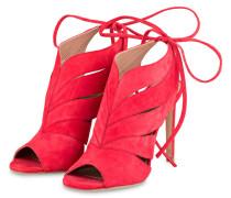 Sandaletten LEAVES BOOTIE 100-S - pink