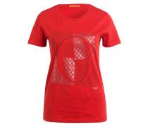 T-Shirt TUSHIRTI - rot
