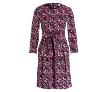 Kleid PALMETO - pink/ dunkelblau/ rosa