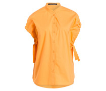 Blusentop - orange