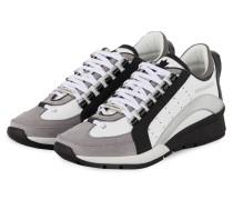 Sneaker 551 - WEISS/ SCHWARZ/ GRAU