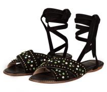 Sandalen FEMINY - schwarz