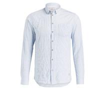 Hemd DUXFORD Slim-Fit - blau