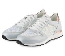 Sneaker AGATA - hellblau/ bronze