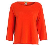 Cashmere-Pullover WEMILIA - orange