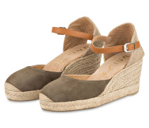 Wedges CACERES - gelb