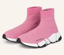 Hightop-Sneaker SPEED 2.0 - PINK