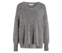 Pullover ZAP - grau meliert