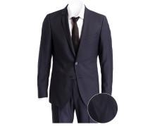 Anzug PEET-MERCER Slim-Fit - dunkelblau
