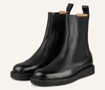 Chelsea-Boots TEDIQ CREPE - SCHWARZ
