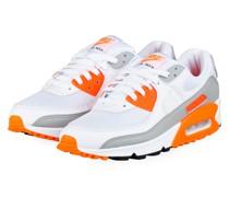 Sneaker AIR MAX 90 - WEISS/ ORANGE