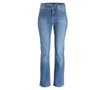 Jeans LUCI - super stone buffy blue