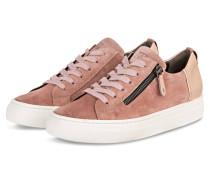 Sneaker - altrosa/ rosé metallic