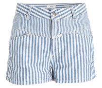 Shorts HOT PUSHER - blau