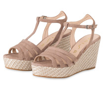 Wedges LUARTE - taupe
