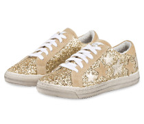 Sneaker - gold/ sand