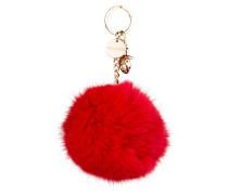 Schlüssel- und Taschenanhänger XELDA - rot