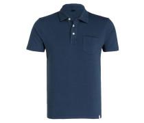 Poloshirt HUDSON - blau
