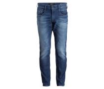 Jeans ANBASS Slim-Fit - blau