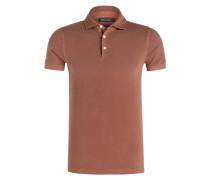 Piqué-Poloshirt SOPHISTICATED Slim-Fit