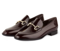 Loafer - aubergine