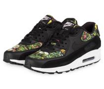 Sneaker AIR MAX 90 SE - schwarz/ grün