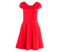 Kleid CIIGNES - rot