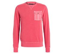 Sweatshirt CHASE - rot