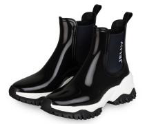 Chelsea-Boots JAYDEN - SCHWARZ/ WEISS