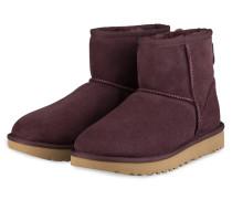 Boots CLASSIC MINI II - LILA