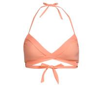 Triangel-Bikini-Top SUMMER SOLIDS - orange