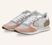 Sneaker TRPX - GRAU/ ROSÉ/ GRÜN